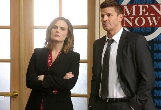 Is Brennan a Jinx - Bones