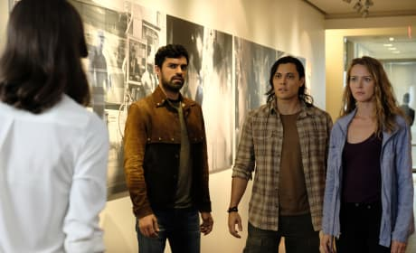 John and Marcos - The Gifted Season 2 Episode 2