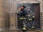 An Apartment Fire - Chicago Fire