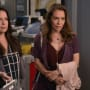 Holly Marie Combs and Alyssa Milano Guest Star - Grey's Anatomy