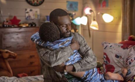 Sharing a Hug - Queen Sugar Season 3 Episode 10