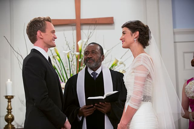 The How I Met Your Mother Wedding