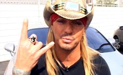 Bret Michaels: Great Oral Relationship with Taya Parker!