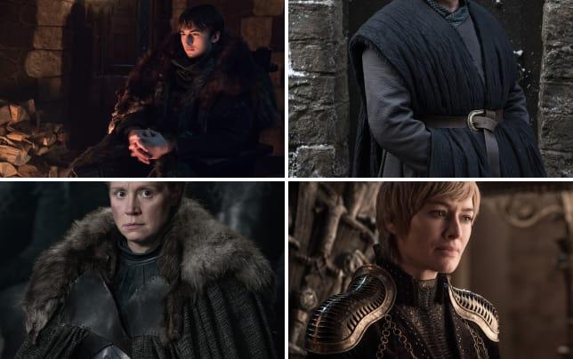 Bran returns game of thrones