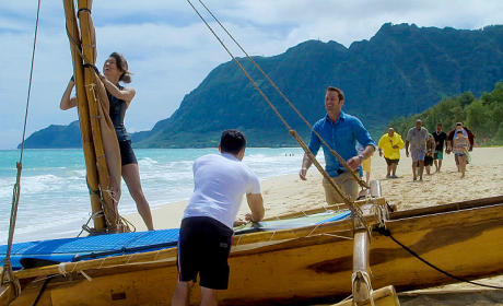 Chin and Steve - Hawaii Five-0