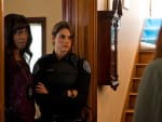 Andy's Left Reeling - Rookie Blue