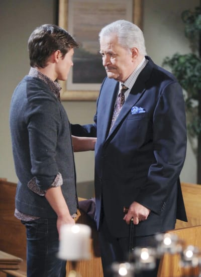 Victor Issues an Order - Days of Our Lives