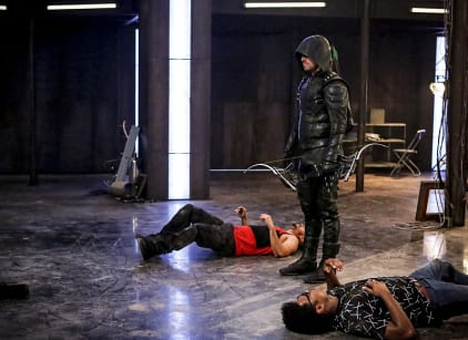 Watch Arrow Season 5 Episode 2 Online