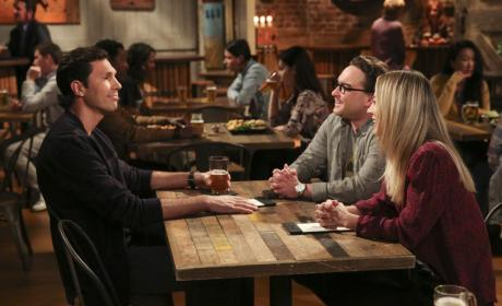 An Awkward Dinner - The Big Bang Theory Season 10 Episode 22
