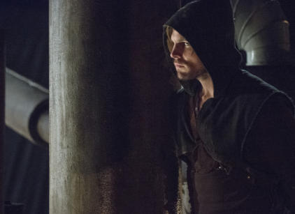 Watch Arrow Season 2 Episode 15 Online
