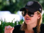 Khloe with a Cap - Keeping Up with the Kardashians