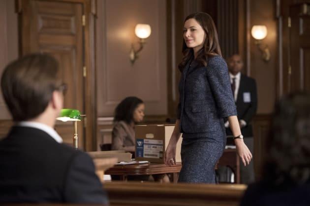 Diana Lindsay Returns - Bull Season 1 Episode 15
