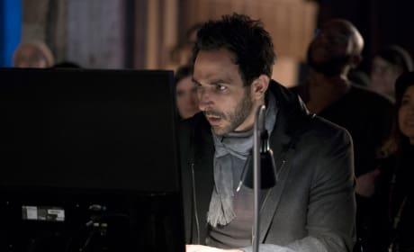 Aram gets into hacking - The Blacklist Season 4 Episode 14