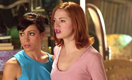 Rose McGowan Accuses Alyssa Milano of 'Toxic' Behavior on Charmed Set