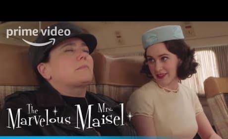 The Marvelous Mrs. Maisel Season 3 Trailer Promises Adventure - And a Premiere Date!