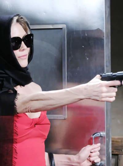 Kristen's Got a Gun - Days of Our Lives