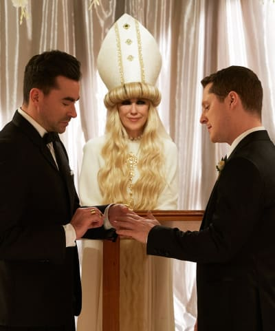 David and Patrick's Vows - Schitt's Creek