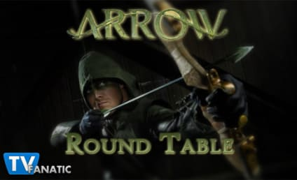 "Arrow Round Table: ""The Man Under the Hood"""