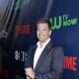 Michael Weatherly at TCA CBS party - NCIS