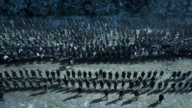 Battle Lines Are Drawn - Game of Thrones Season 6 Episode 9