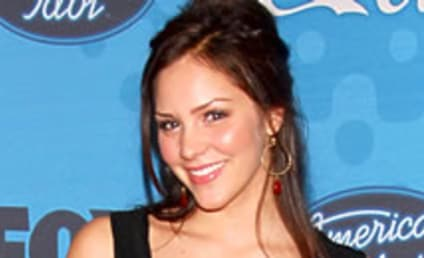Katharine McPhee is No Wonder Woman