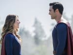 Supergirl Faces Superman - Supergirl Season 2 Episode 2
