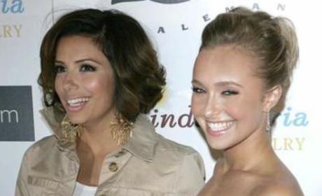 Eva and Hayden