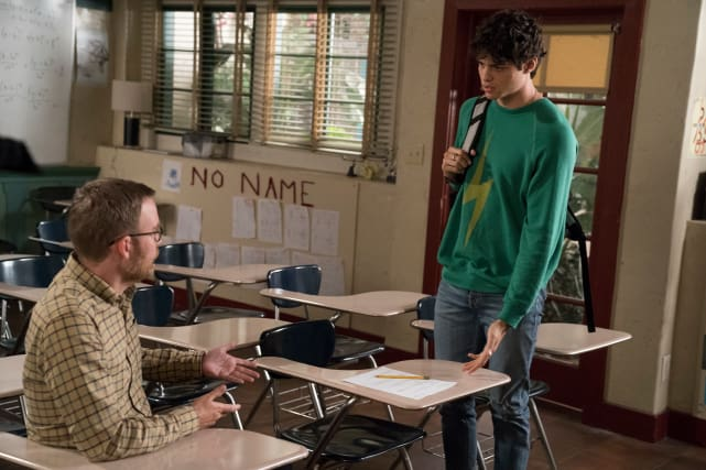 School's In - The Fosters Season 5 Episode 11