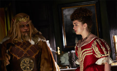 A Devilish Betrayal - Doctor Who Season 9 Episode 6