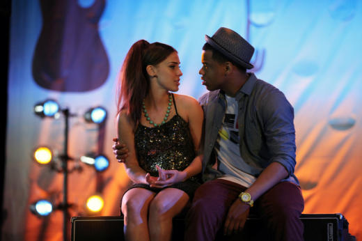 Dixon and Adrianna