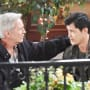 John Supports Paul - Days of Our Lives