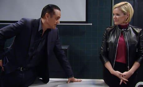 Sonny vs. Ava — General Hospital