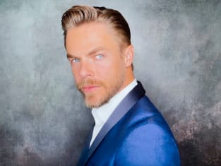New Judge Derek Hough - Dancing With the Stars