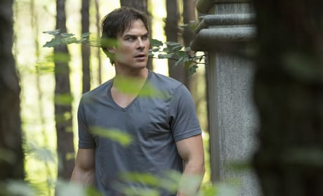 Lost in the Woods - The Vampire Diaries Season 7 Episode 2