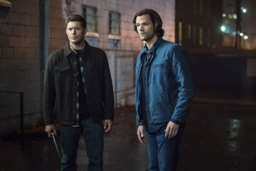 Sam And Dean - Supernatural Season 13 Episode 9