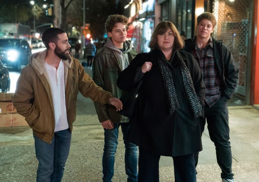 An Offer She Can't Refuse - Dietland
