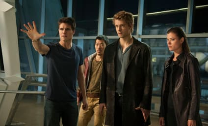 The Tomorrow People: First Look!