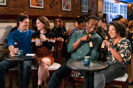 To New Relationships - God Friended Me Season 1 Episode 8