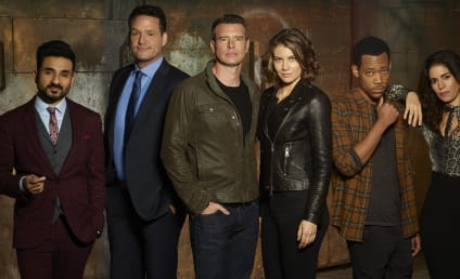 Whiskey Cavalier Canceled at ABC