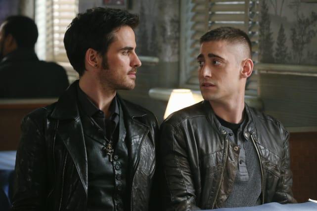 Killian and Will