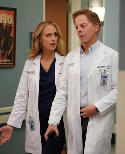 Her Other Love - Tall  - Grey's Anatomy Season 16 Episode 20