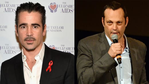 Colin Farrell and Vince Vaughn Pic