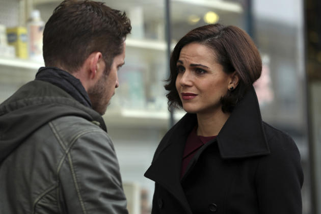 Blinded by love - Once Upon a Time Season 6 Episode 12