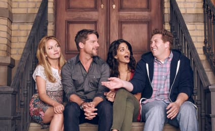 Zachary Knighton and Becki Newton Preview Weird Loners