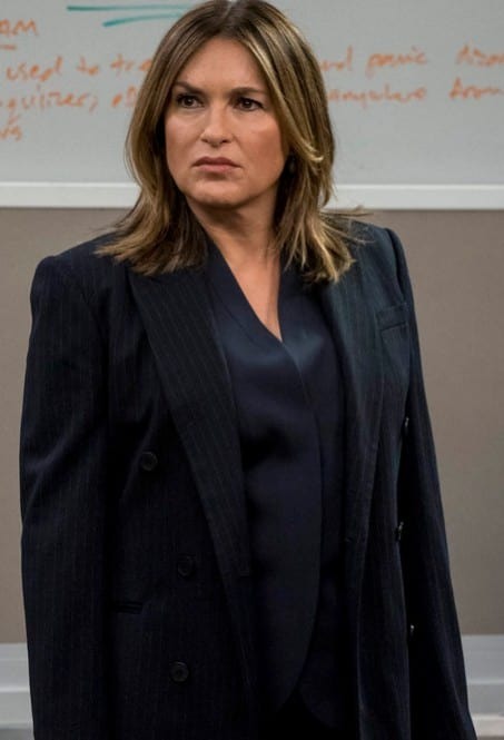 Team Leader - Law & Order: SVU Season 20 Episode 11