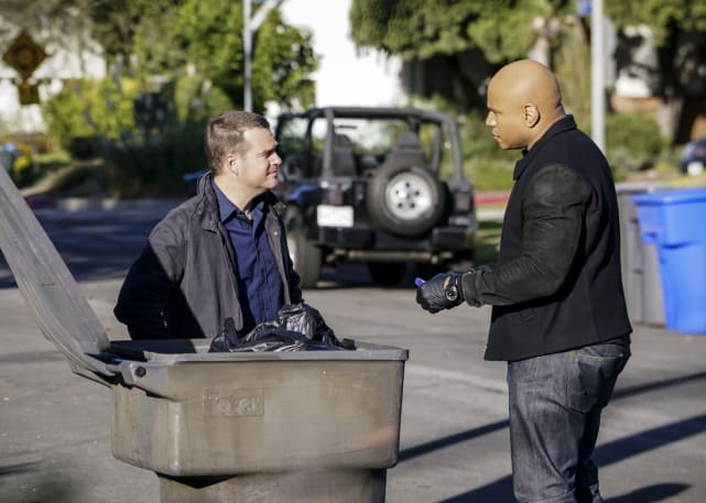 The mole strikes again ncis los angeles