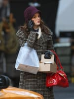 Leighton Meester Back to Work