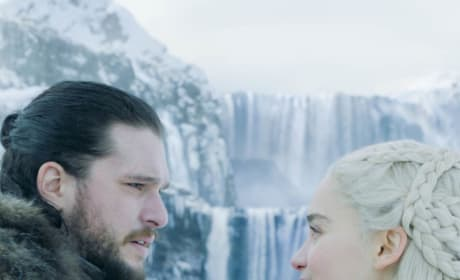 Jon and Dany - Game of Thrones Season 8 Episode 1