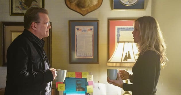 John Ross and Jack Sloane - NCIS Season 15 Episode 16