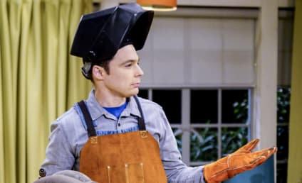 The Big Bang Theory Season 10 Episode 15 Review: The Locomotion Reverberation